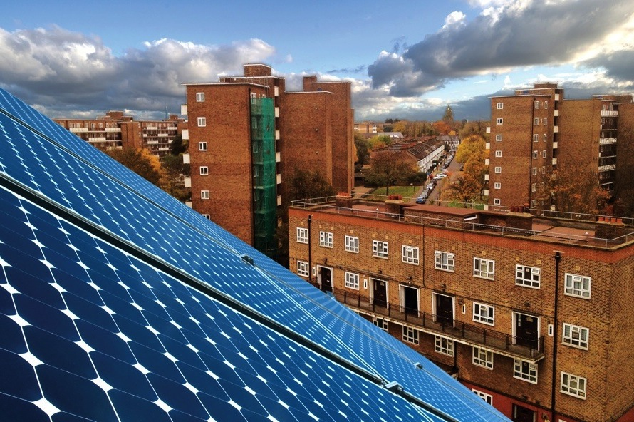 Repowering London: How solar gardens at Overground stations are challenging Big Energy
